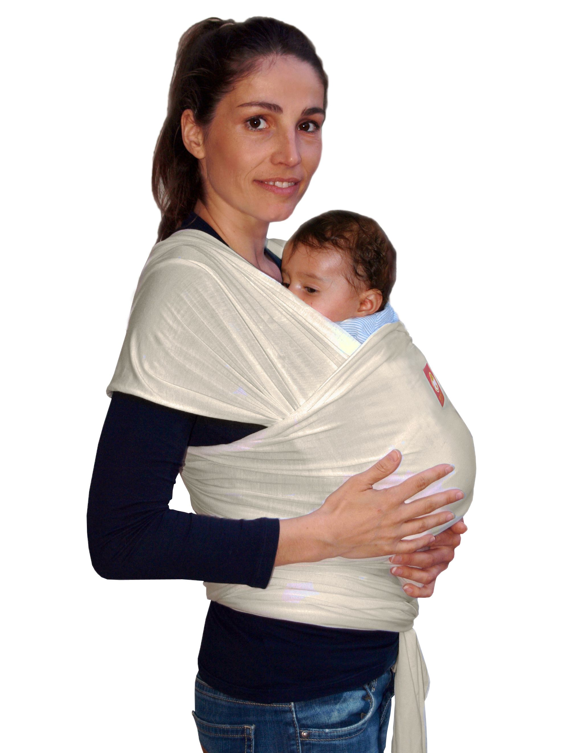 Hana Baby Wrap Carries Your Baby Ergonomically Which Helps Correct