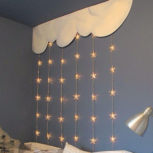 This would be soooo cute in a nursery or kids room!