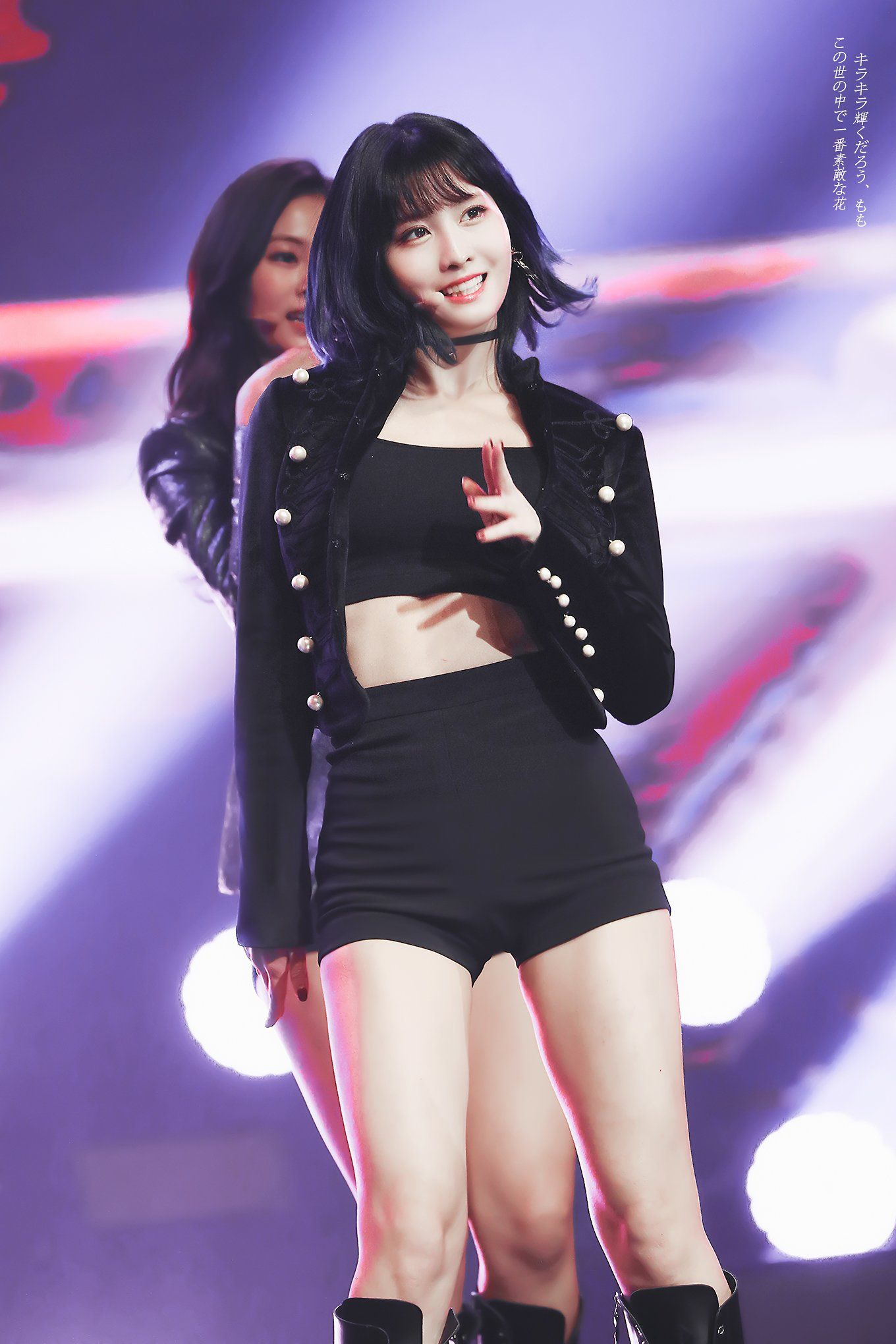 Ask K Pop Lia Kim Agrees That Twice S Momo Is The Top Female Idol Dancer Kpop Girls Hirai Momo Momo
