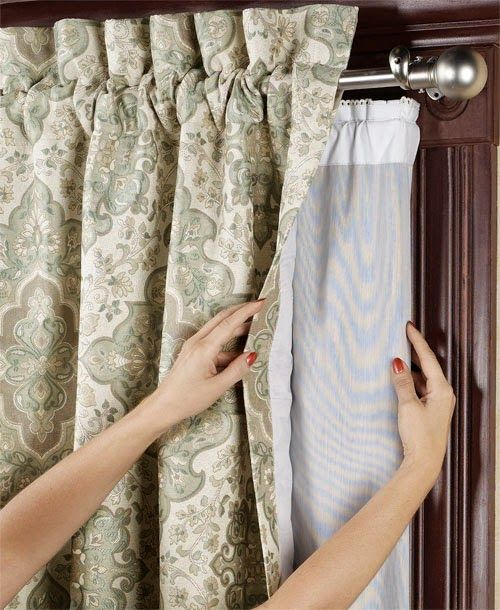 Curtain Ideas Blackout Curtain Liners For Tab Top Curtains Panel Curtains Curtains Blackout Curtains