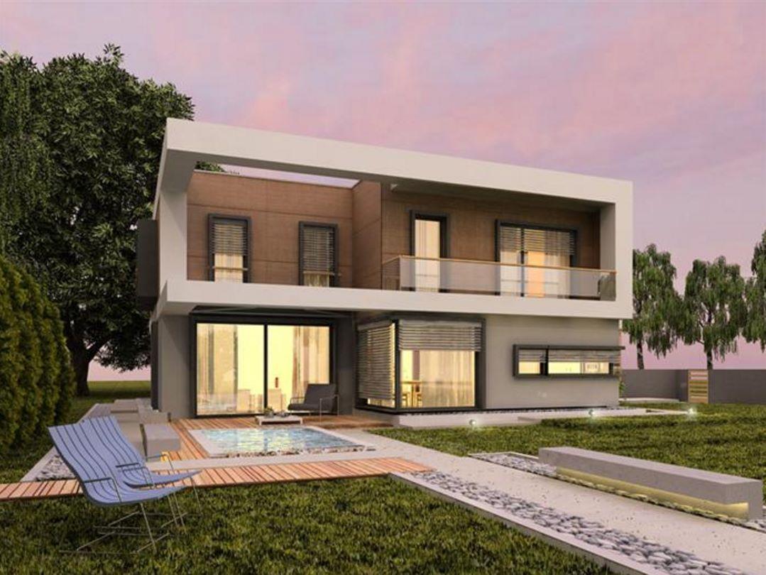 Casa moderna 240 metros cuadrados santi casas planos for Casa moderna 50 metros cuadrados