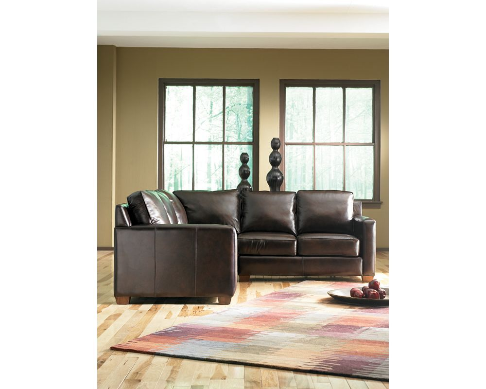 Leather Sectional Living Room Metro Leather Sectional Living Room Inspiration By Thomasville