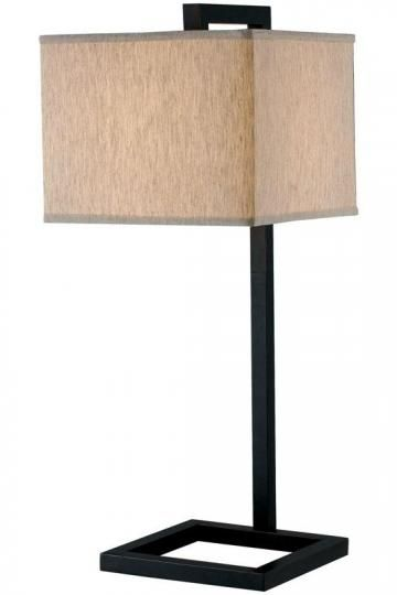 Delightful Four Square Table Lamp 134$