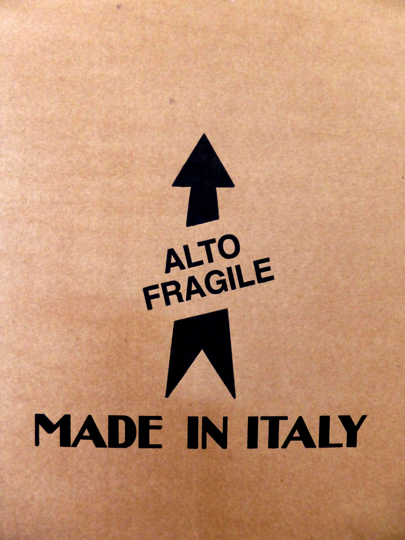 Real #MadeinItaly.