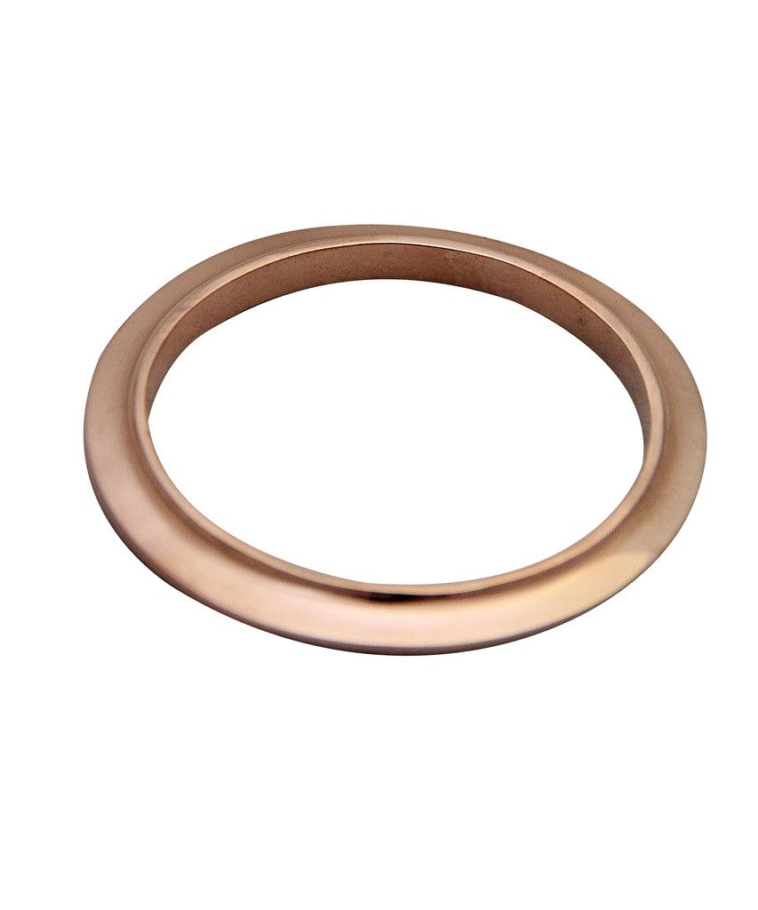 HOUSE OF HARLOW 1960  mohawk bangle (rose gold) | SHOP NOW > http://www.threadbare.co/collections/designers-sale/products/mohawk-bangle-rose-gold #houseofharlow #nicolerichie #bracelet #metallic #accessories #simple