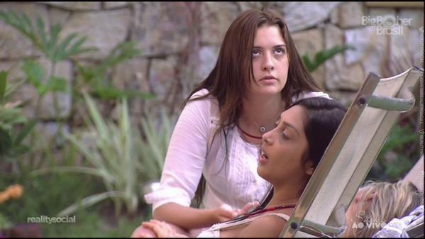 Vê a Amanda falar que se sente como se fosse casada com o Fernando