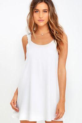 Fotos de vestidos blancos para fiestas