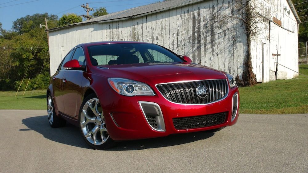 2014 Buick Regal Gs Redesign And Review