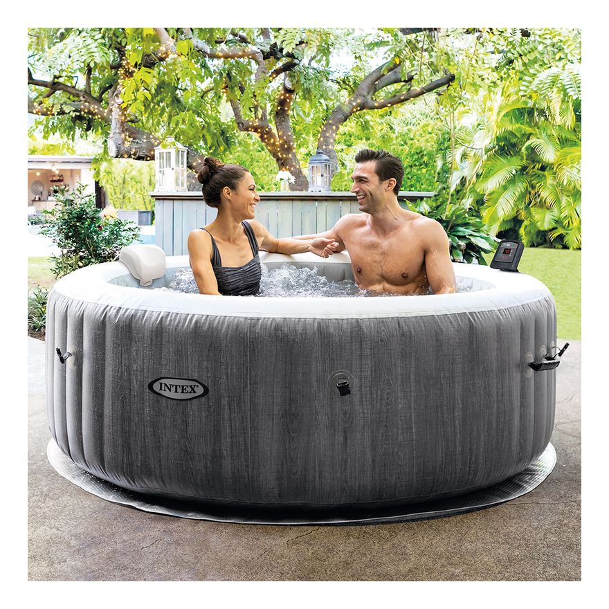 Spa Gonflable En 2020 Spa Gonflable Spa Gonflable Intex Spa Gonflable Carre