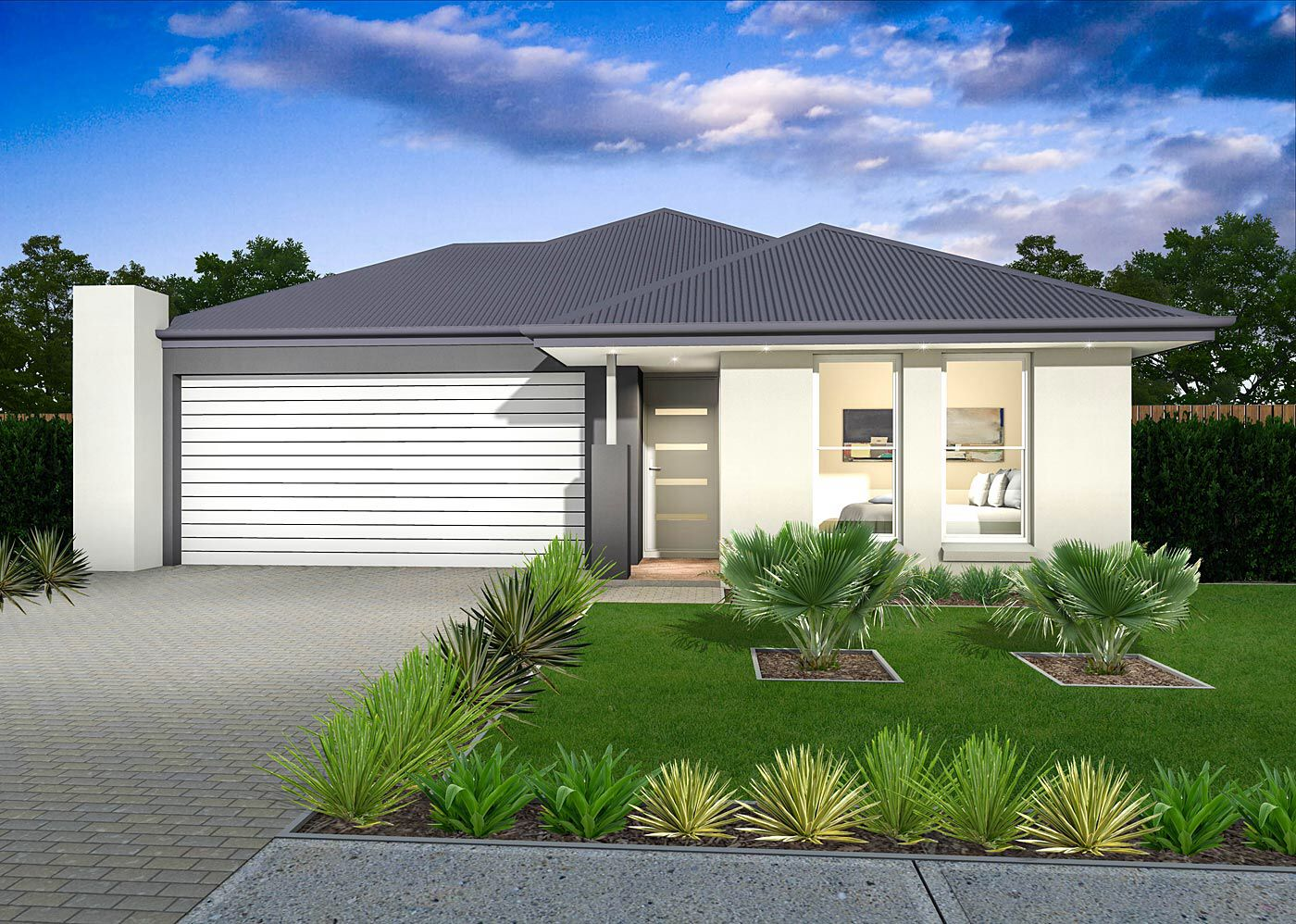 The evandale a stylish new home design for narrow lots the the evandale a stylish new home design for narrow lots the evandale is from the blueprint homes essentials range pinterest ranges modern contempo malvernweather Choice Image