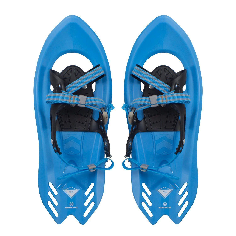 ec6d3378d086 Pika Flat Terrain Snowshoes for Kids