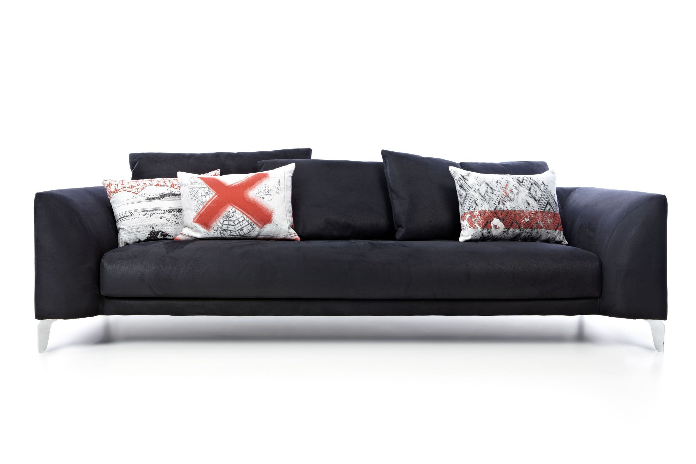 Modern Sofa Canvas Sofa by Marcel Wanders
