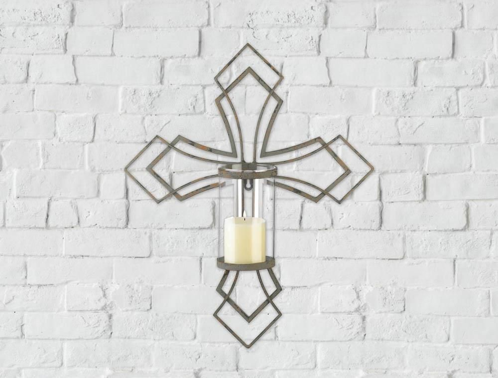 Gifts /& Decor Dawn Lily Candle Holder Home Accent Decor Wall Sconce