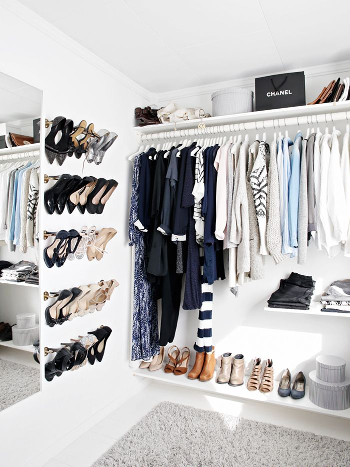 5 Incroyables Conseils Pour Trier Son Dressing Idee Dressing