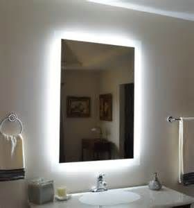 Attractive Backlit Bathroom Vanity Mirrors   The Best Image Search