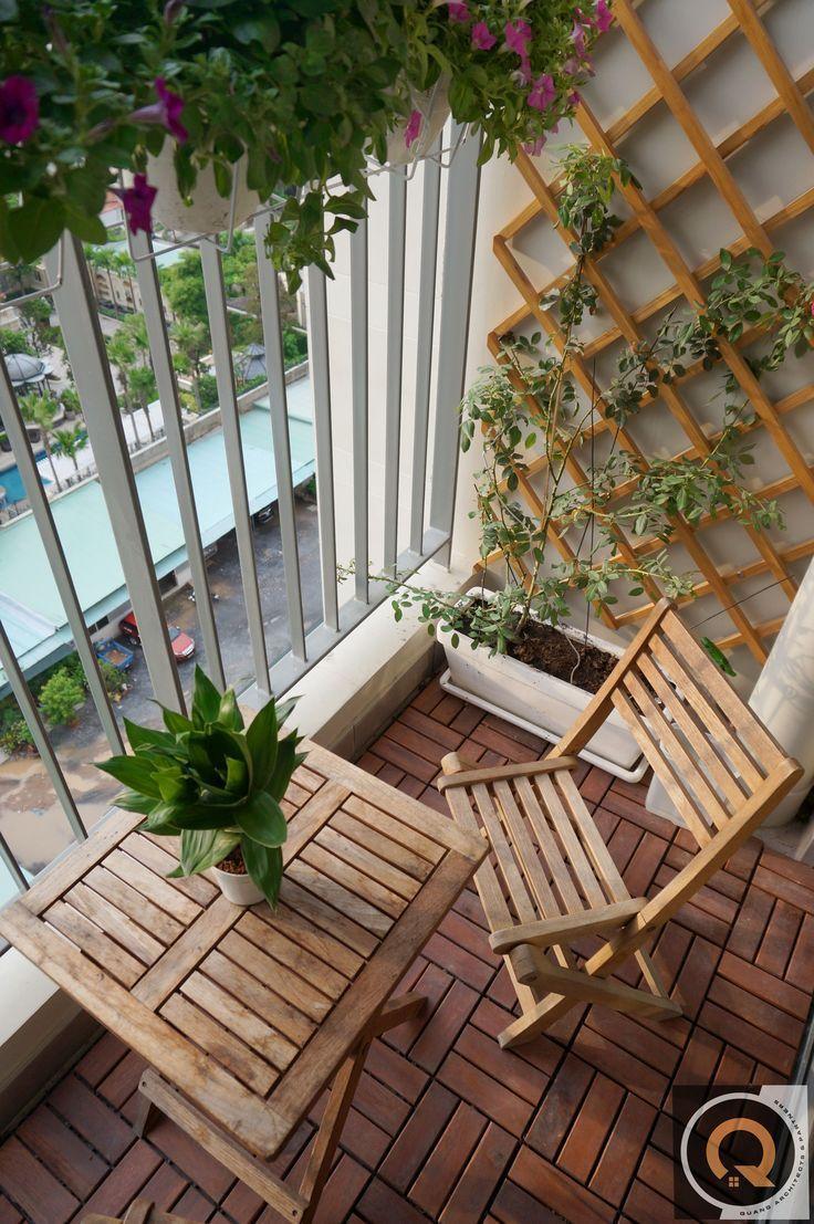 Photo of 24 Ideen für Küken und stilvolle Apartments mit Balkon – Nadia Kerrens – Diy