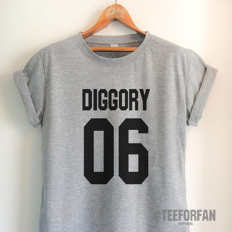 Harry Potter Shirts Harry Potter Merchandise Cedric DIGGORY Shirts t shirts Clothes Quidditch Jersey Top Tee for Women Girls Men