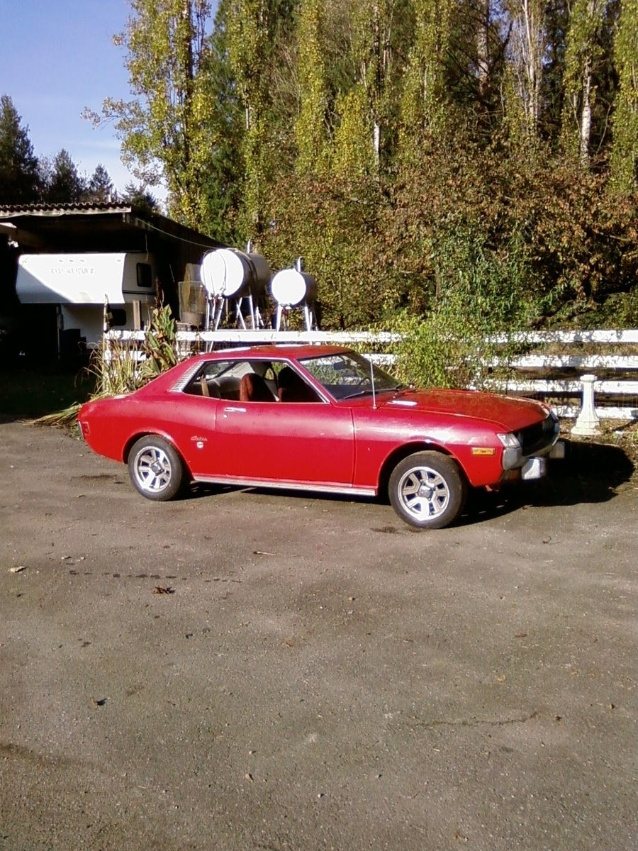 1973 Toyota Celica St Coupe All The Iron Ive Loved Before For Sale