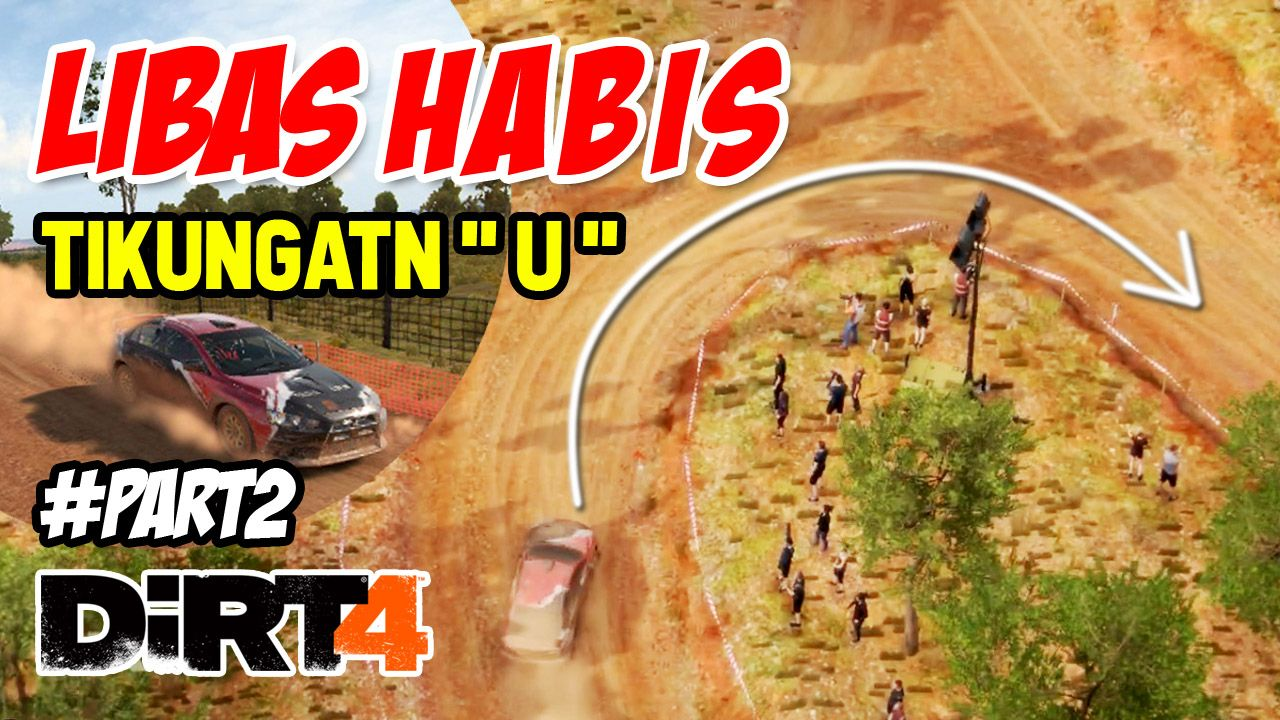 Game Rally Terbaik Offline Pc Dirt 4 Indonesia Part2