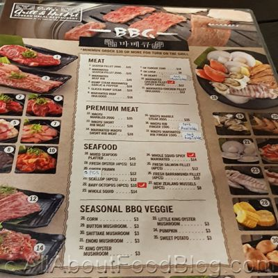 Sally S Grill And Hotpot A Review By All About Food Premium Meat Food Food Blog