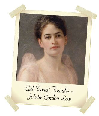 Juliette Gordon Low Named Presidential Medal of Freedom Recipient > Girl Scouts Diamonds