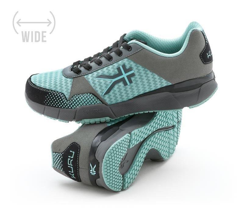 Quantum Wide Women S Mesh Fitness Sneaker Athleisure Shoes Womens Wide Shoes Kuru Shoes