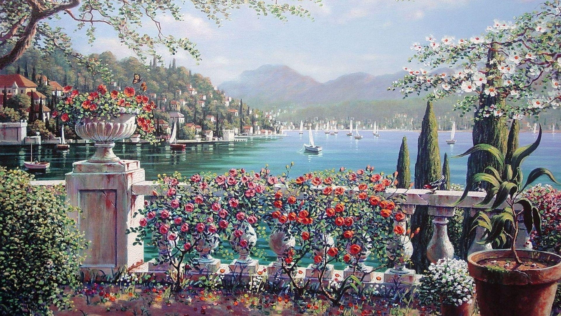Доставка цветов по италии комо
