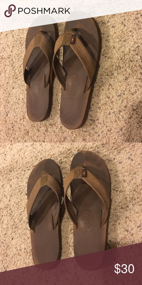 Women's rainbow sandals Rainbows size