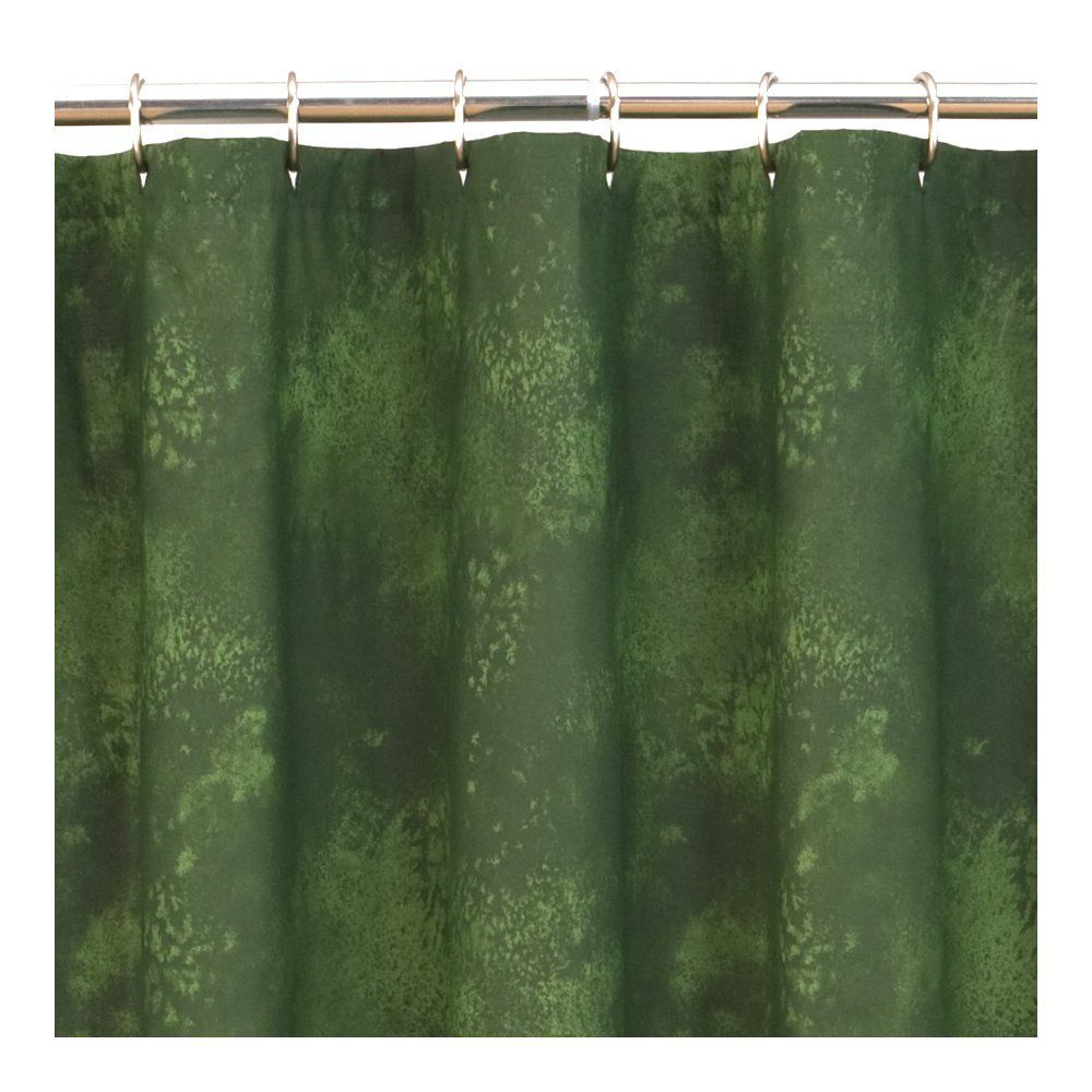 Amazon Com Rain Forest Green Shower Curtain Bedding Bath Green Shower Curtains Shower Curtain Curtains