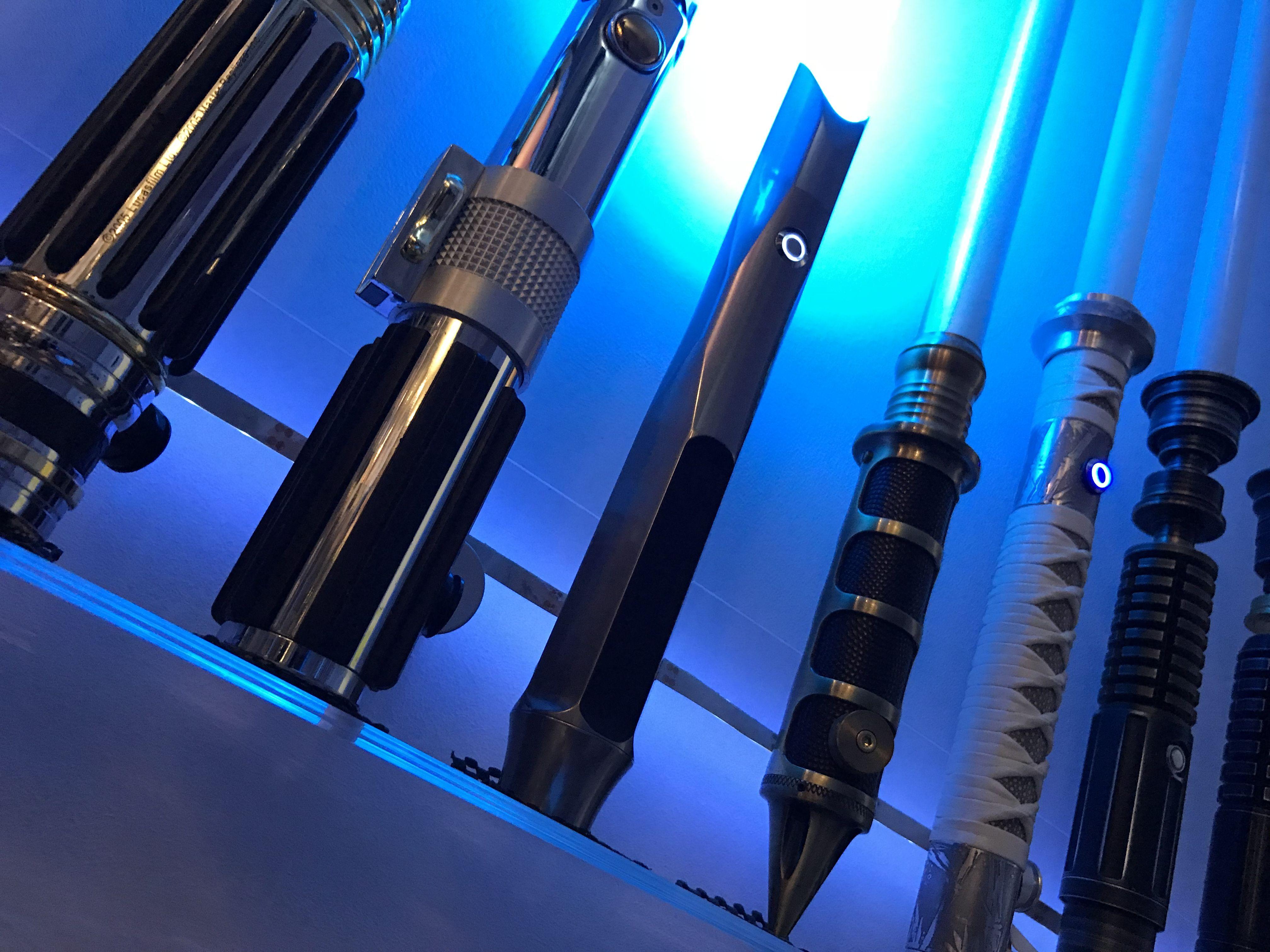 medium resolution of sabermach s dark storm part of the dantube lightsaber collection
