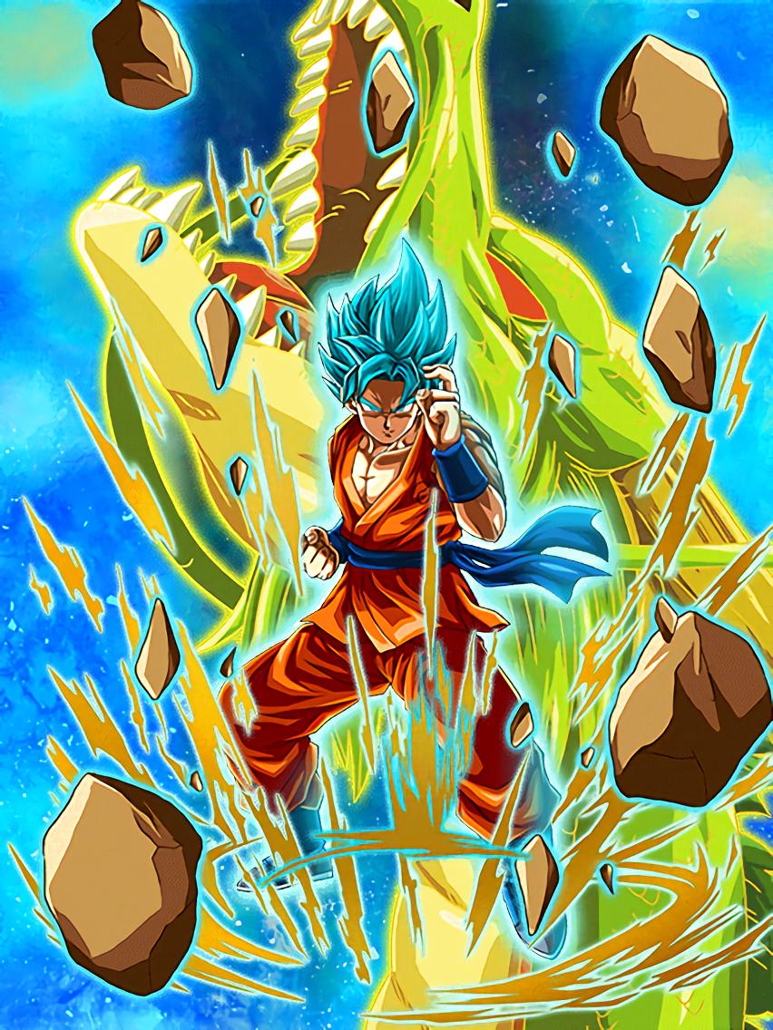 0773b738b5accf37f149727158962f14 - How To Get Super Saiyan God Goku In Dokkan Battle