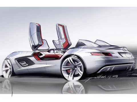 2009 Mercedes Benz Slr Stirling Moss Latest News Features And