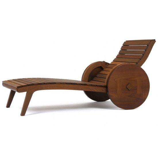 Carro de Boi Chaise by Etel Carmona Artesanias en madera