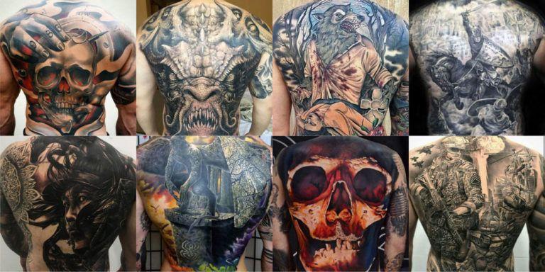 125 best back tattoos for men cool ideas designs 2021