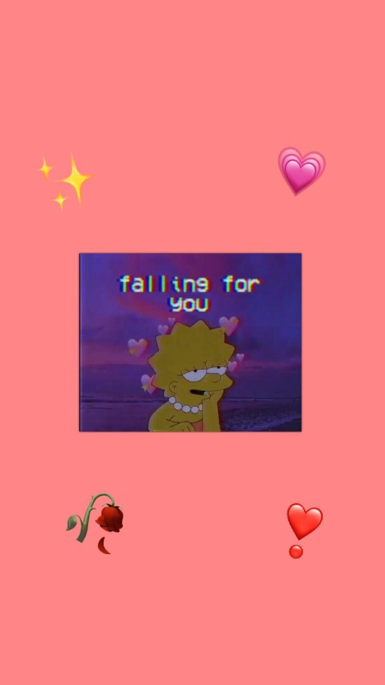 Falling In Love Love Wallpaper Fall Wallpaper Cute Wallpapers