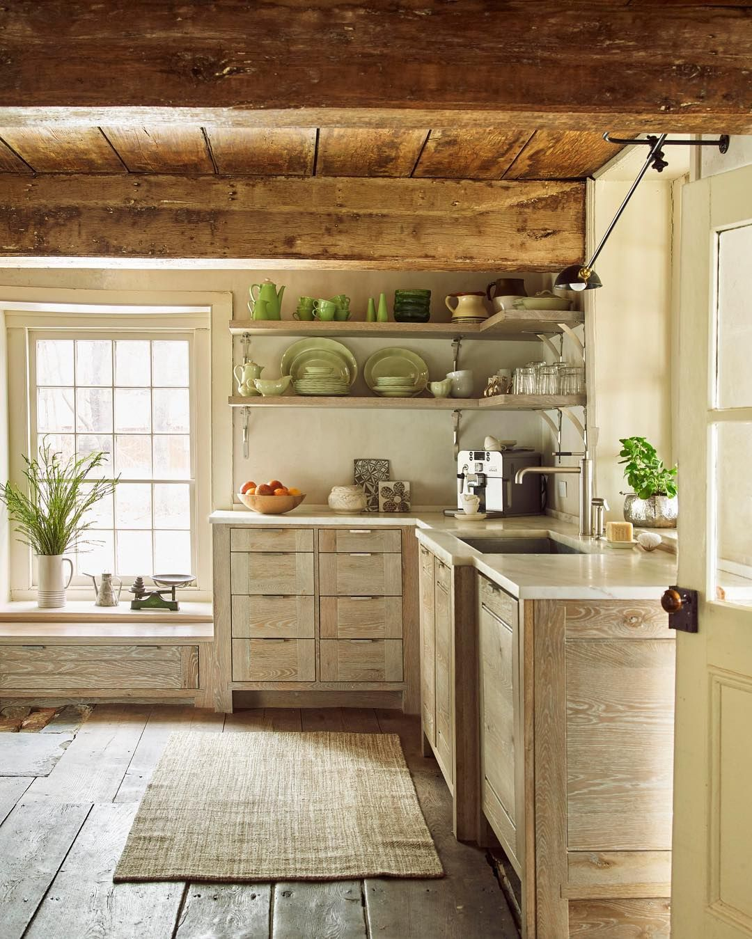 old meets new in a kitchen brimming with character photo rh pinterest com
