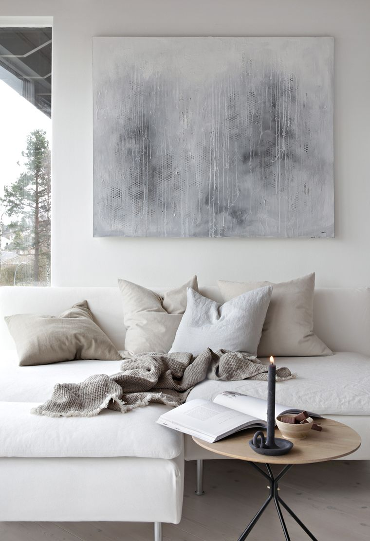 Living Room Ideas And Inspiration In The Scandinavian Style