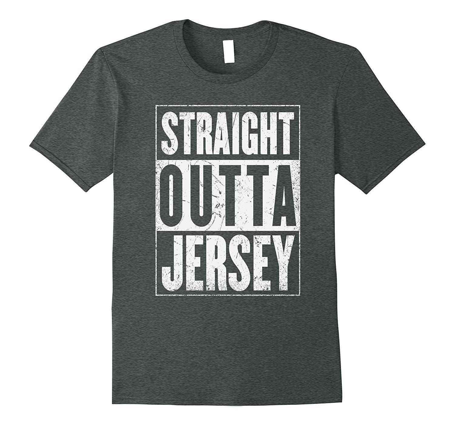 Amazon.com: Straight Outta Jersey Shirt | The Original Distressed Look: Clothing  With this Straight Outta Atlanta Shirt you'll be the talk of the town amongst Atlanta locals and Georgia state fans. Buy this awesome Straight Outta Atlanta shirt as an awesome gift for Atlanta locals, people who love Atlanta tee shirts or Georgia shirts.  Buying gifts for Atlanta fans is hard. Straight Outta memes have become an extremely popular gift for husbands, gift for wives or gift for fathers from…