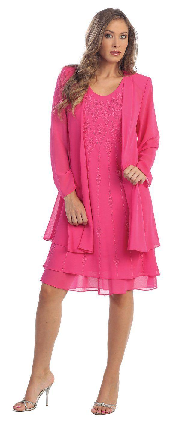 Short Mother of the Bride Plus Size Formal Dress Jacket | vestidos ...