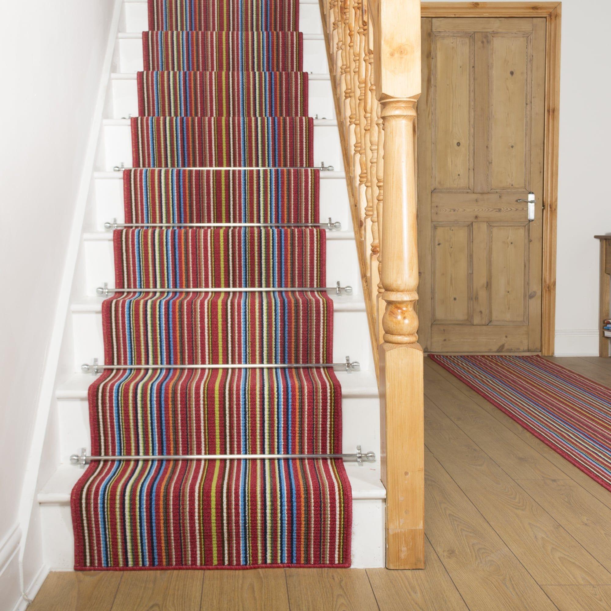 Contra Red Stair Runner Outdoor Carpet Indoor Outdoor | Indoor Outdoor Carpet Runners For Stairs