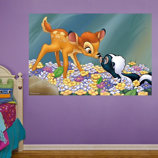 Fathead brings magic to any room with a disney wall decal or mural our licensed disney wall graphics will spark your childs imagination