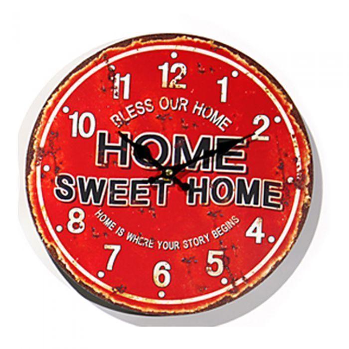 Wohnzimmer Uhr Design. Affordable Wandkunst Vinyl Quarz Im ...