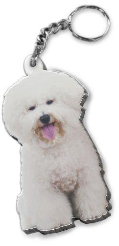 Got Yo Gifts Bichon Frise Mirrored Acrylic Keychain Got Y Https