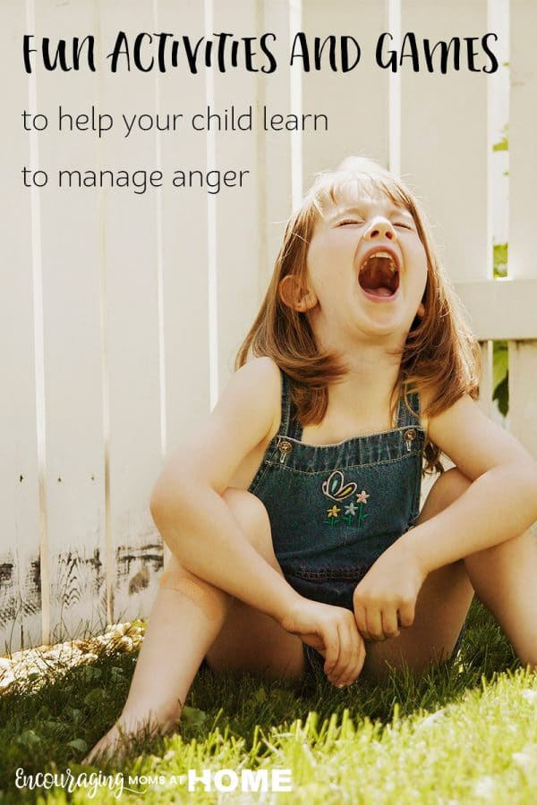 Fun Tools to Help Kids Learn How to be Angry Appro