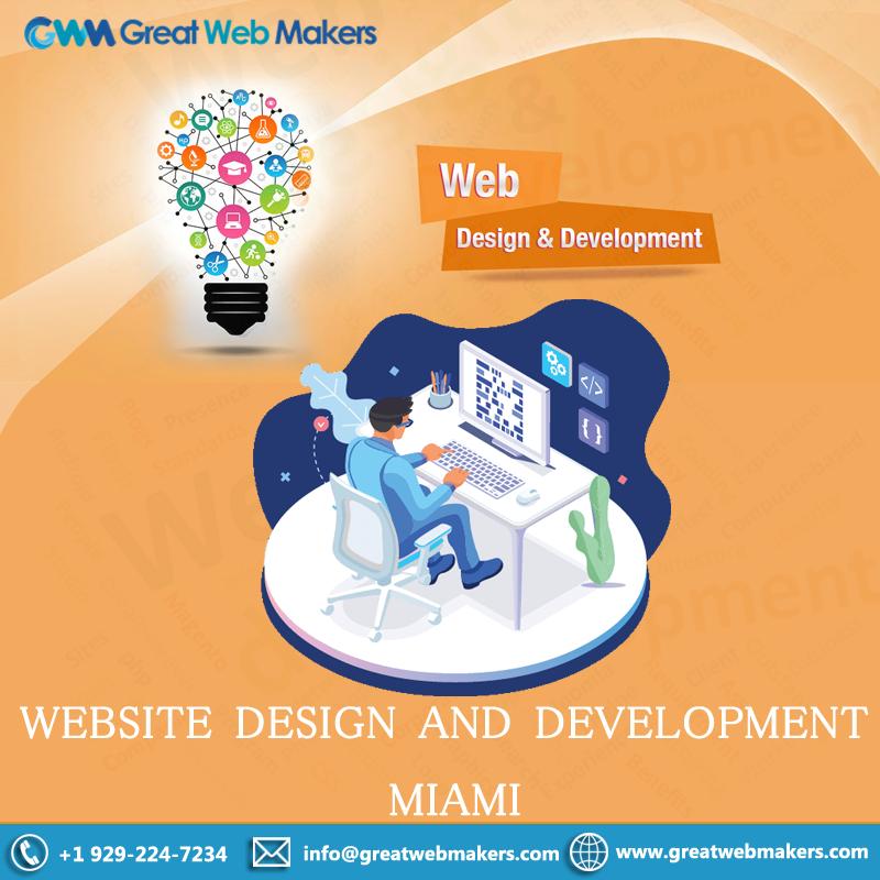 Website Design And Development Miami Web Development Design Web Design Agency Website Design
