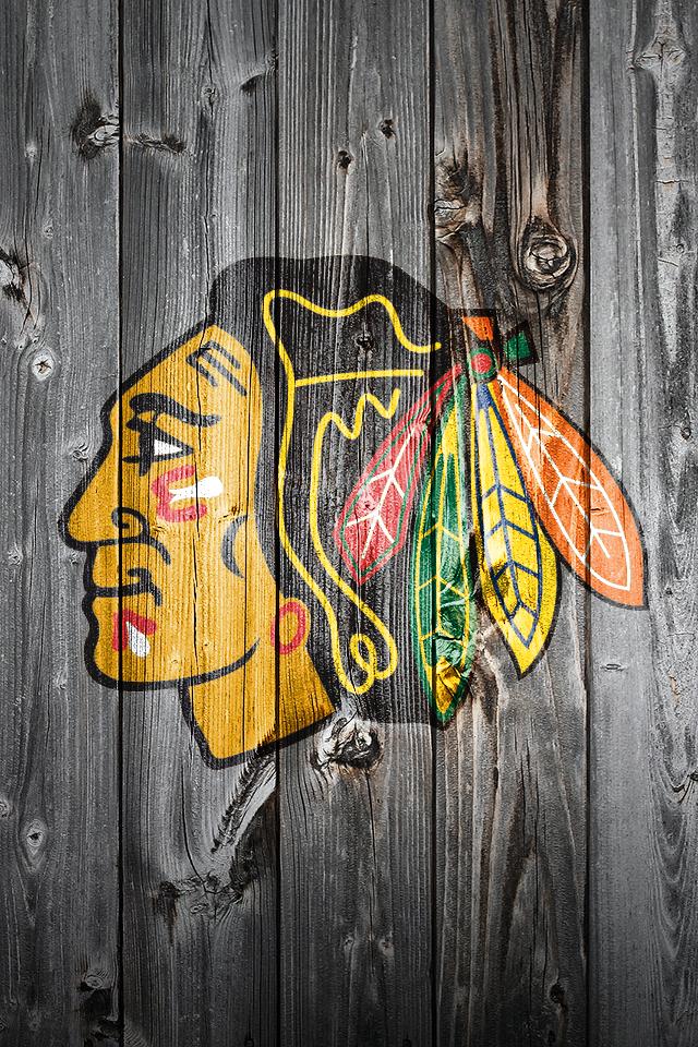 Chicago Blackhawks Wallpaper For IPhone