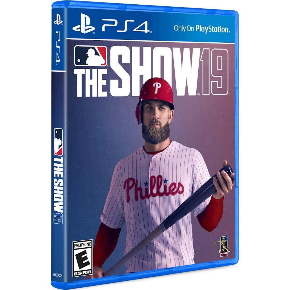 Mlb The Show 19 Standard Edition Playstation 4 In 2020 Mlb The Show Playstation Mlb