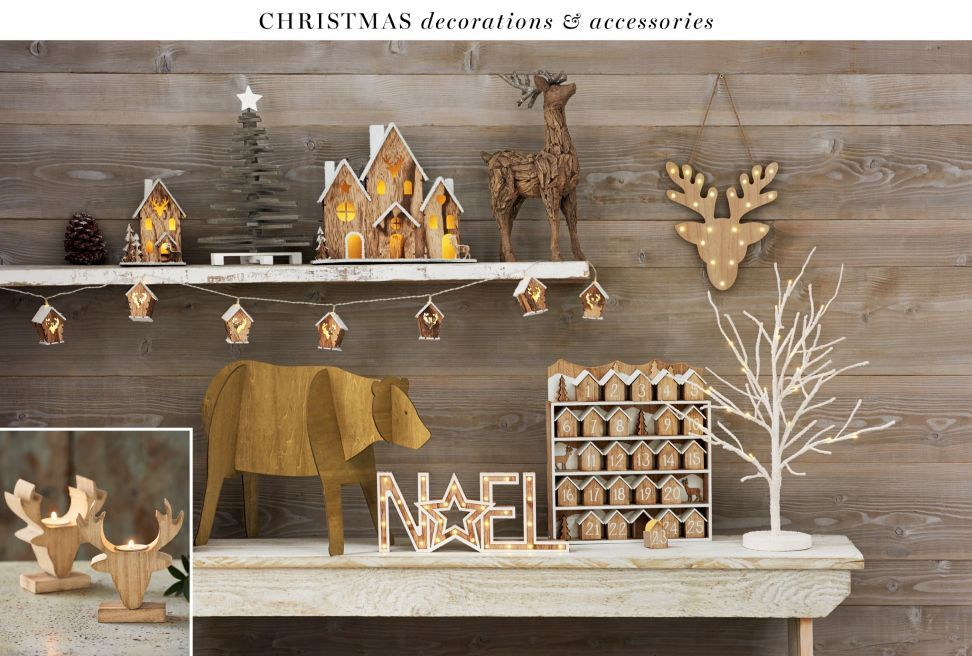Decorations U0026 Lights | Christmas | Home U0026 Furniture | Next Official Site ...