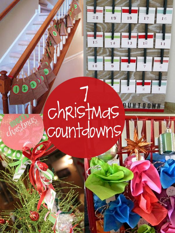 christmas countdown calendar for kids creative gift ideas news at catching fireflies awesomee pinterest xmas countdown xmas and christmas - Christmas Countdown Ideas