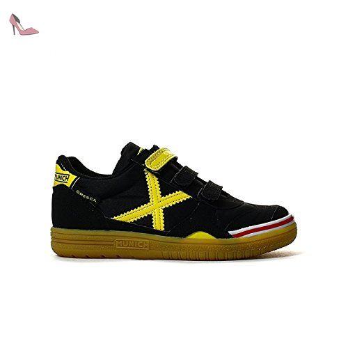 Chaussures Munich Fashion 42 jaunes Casual FerehZA